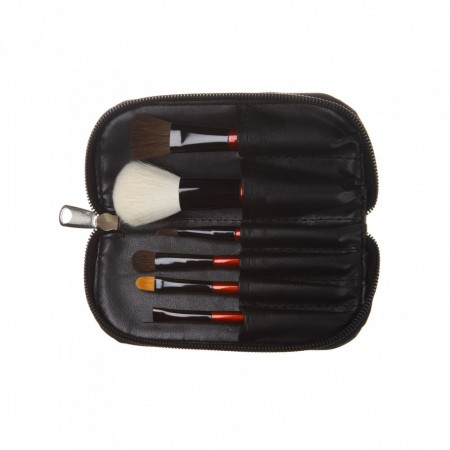Brush Set (6 Pieces) Black