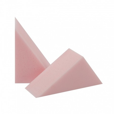 Triangle Sponge Applicator - 2 Pieces