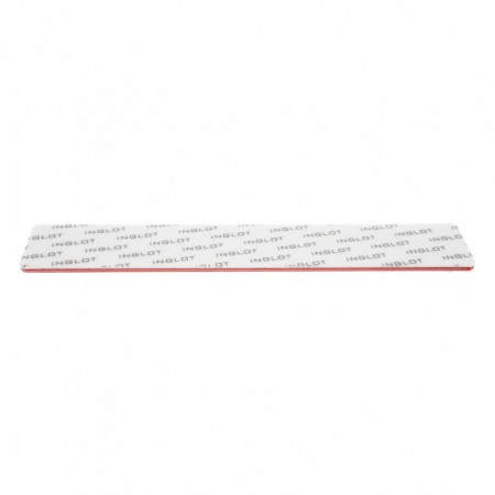 Nail File 80/100 Red