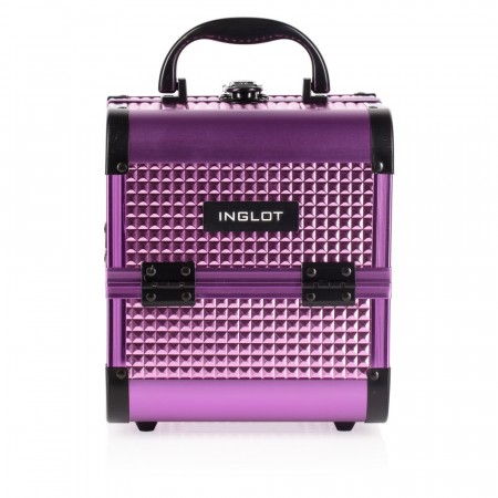MAKUEP CASE ICE CUBE MINI PINKY PURPLE (MB152M K105-18HB)