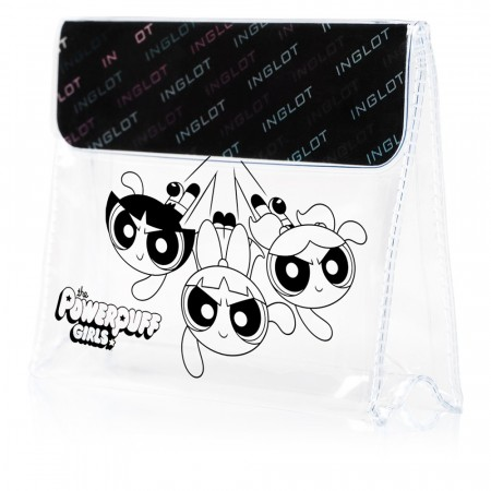POWERPUFF GIRLS MAKEUP BAG SUGAR SPICE AND EVERYTHING NICE