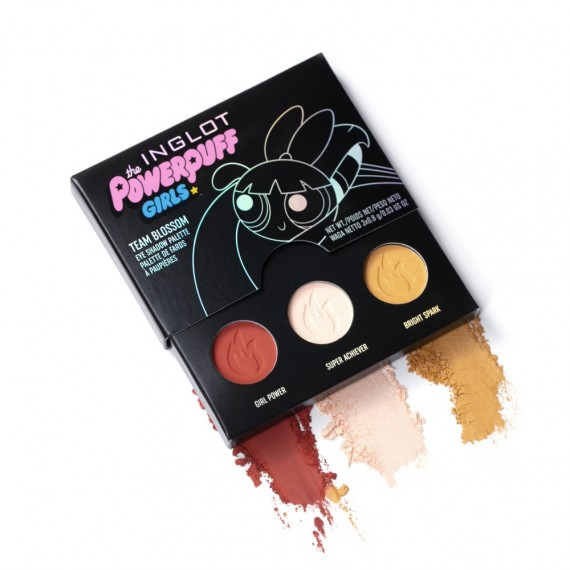 POWERPUFF GIRLS TEAM BLOSSOM EYE SHADOW PALETTE