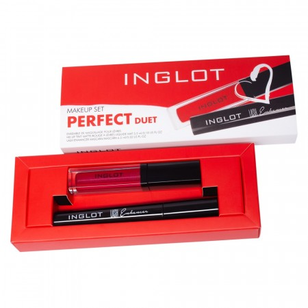 INGLOT MAKEUP SET PERFECT DUET
